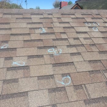 hail storm roofing repairs