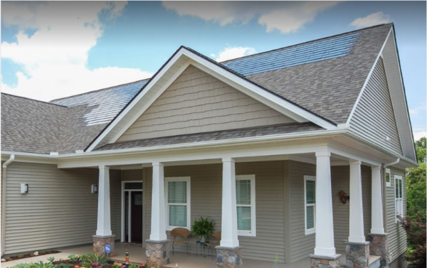 get solar roof shingles with team roofs